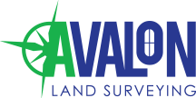 Avalaon Land Surveying Logo